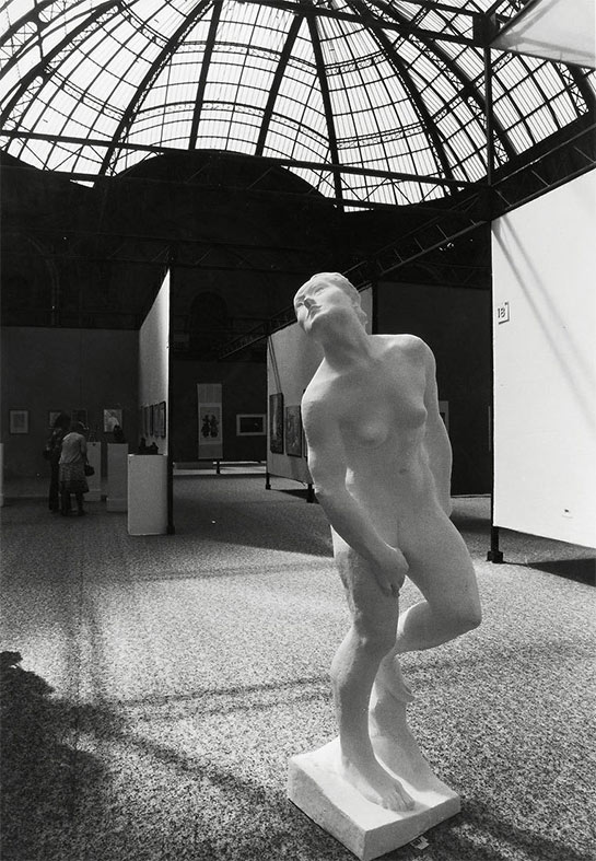 """Eve Révoltée"", Grand Palais - Paris"