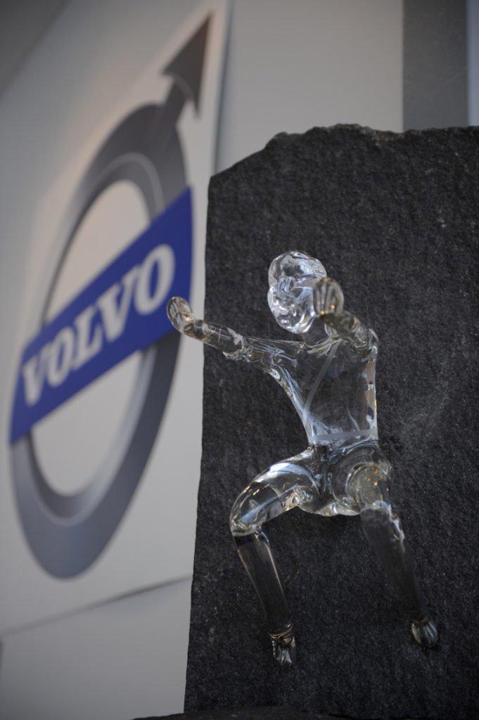 Célébration des 50 ans de la ceinture de sécurité Volvo - Musée Volvo, Arendal Suède, 2009