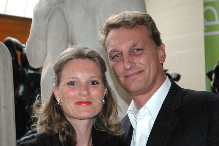 Susanne and Magnus Olovson